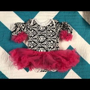 Other - 12-18 month onsie with tutu